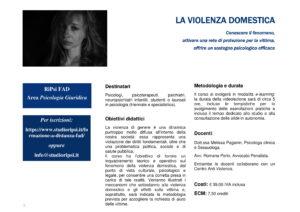 Microsoft Word Brochure FAD Violenza Domestica.docx 1