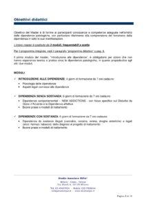 Master Dipendenze Patologiche RiPsi 2021 II edizione 2 02