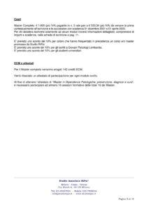 Master Dipendenze Patologiche RiPsi 2021 II edizione 2 05