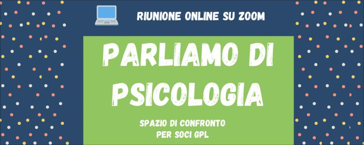 parliamo di psicologia